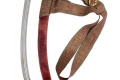 Sword-talwar-scabbard-and-belt-1801-1830